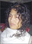 irom sharmila 'the iron lady'