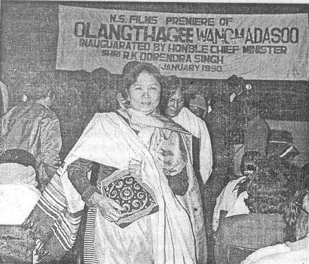 M.K. Binodini