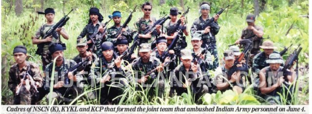 Biggest attack on Indian Army after Kargil War   How 21 Para (Special Forces) took vengeance - Operation Myanmar