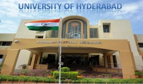 Hyderabad University Exam Time Table