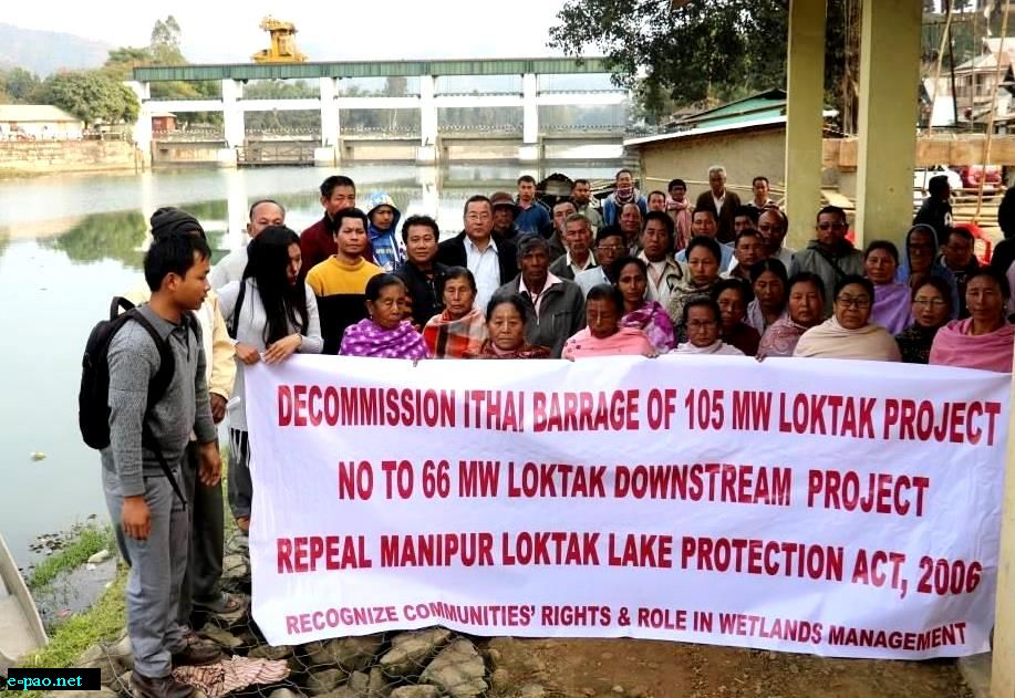 World Wetlands Day : Decommission the Ithai Barrage