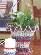 Decorating With Beads Beading Projects For The Home