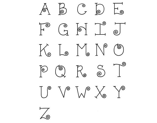 Fun to Fancy Hand-Lettering Workshop