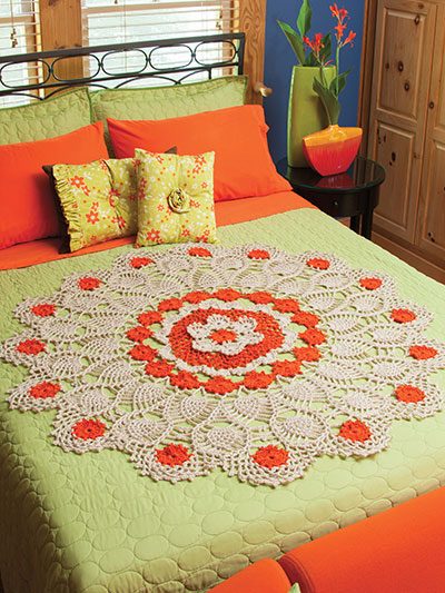Pinwheel Afghan Crochet Pattern Central