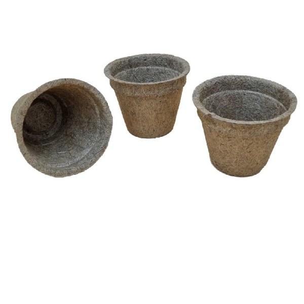 10cm coir plant pots