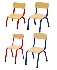 e4e - Milan Stackable Classroom Chair