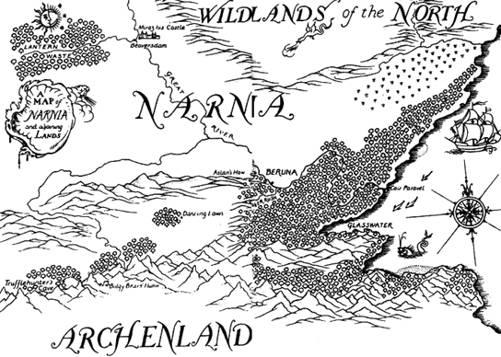 Книга: Prince Caspian: The Return to Narnia