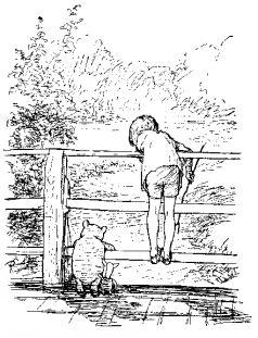Книга: The house at Pooh Corner