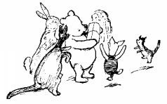 Chapter 10in which Christopher Robin gives a pooh