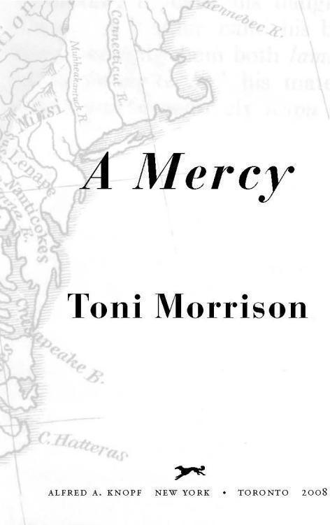 Книга: A Mercy