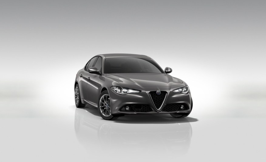ALFA ROMEO – Giulia 2.2 180 ch AT8 Super