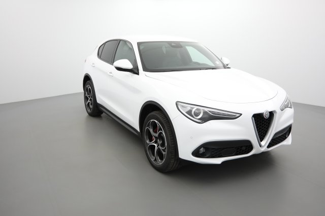ALFA ROMEO – Stelvio 2.2 210 ch Q4 AT8 Sport Edition