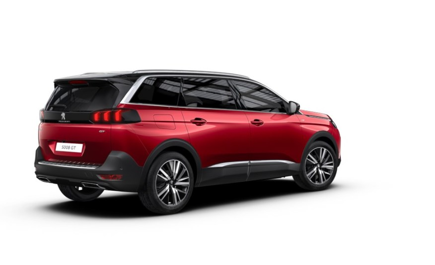 Peugeot 5008 GT Pack BlueHdi Reunion by e-runcars