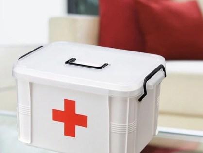 Comment constituer votre boite à pharmacie familiale ???