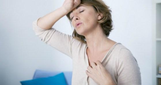 Menopauza prejavy