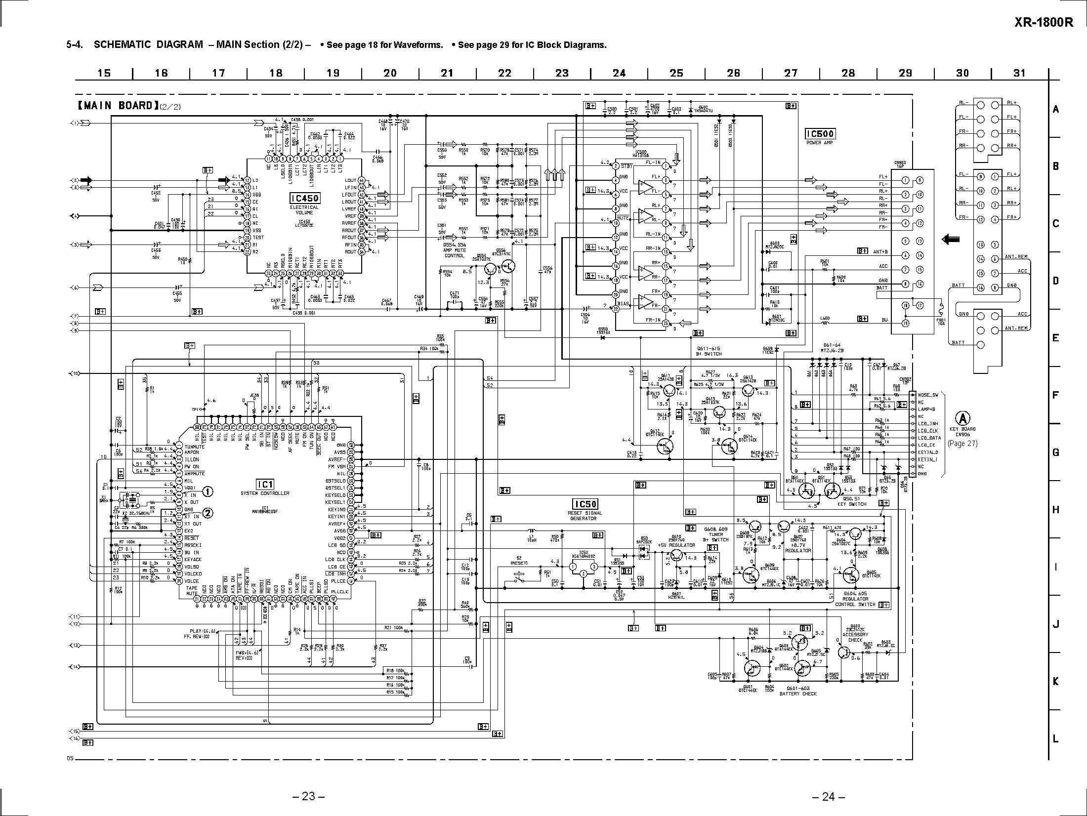 schematic diagram xperia z1