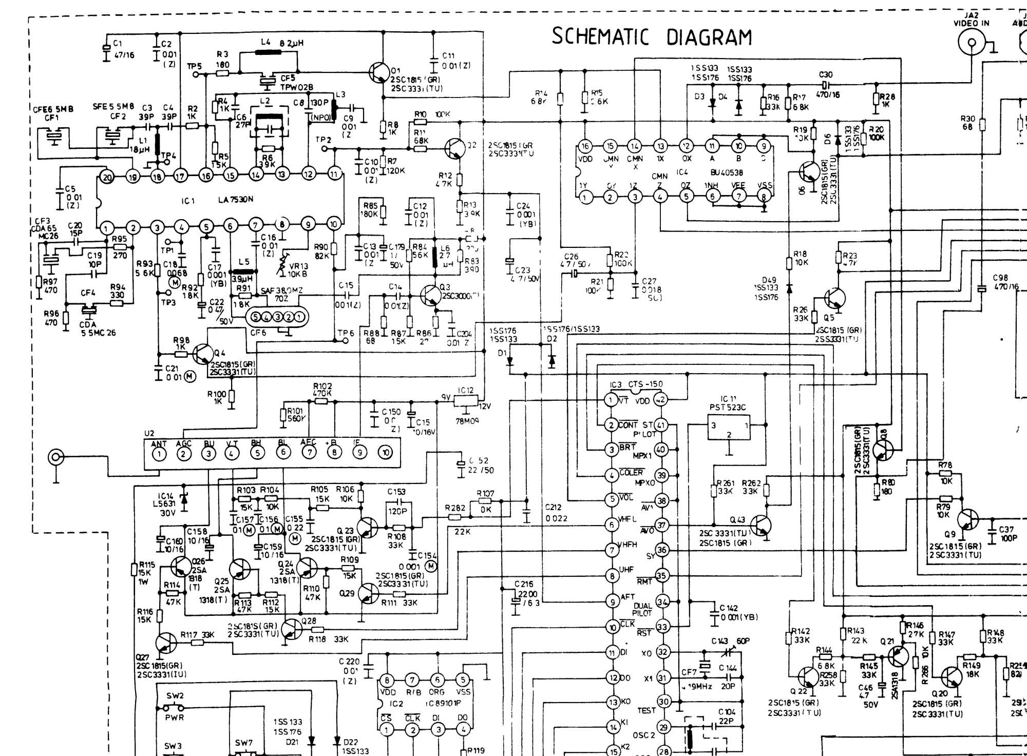 hight resolution of crt tv schematic diagram wiring diagram advance philips crt tv schematic diagram crt tv schematic diagram