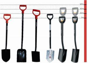 прави лопати