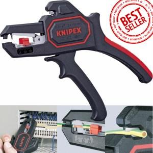 Клещи автоматични за сваляне на изолация, 12 62 180, KNIPEX