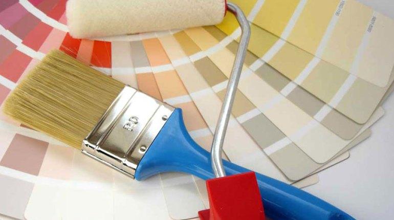 Бояджийска четка и валяк за качествено боядисване - Как да изберем