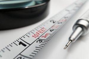 Измервателните рулетки са най-често използваните съвременни инструменти за измерване на дължини