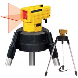 Лазерен нивелир, преглед, областите на приложение и основни характеристики