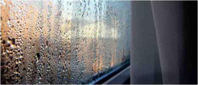 Оросяване на прозорец