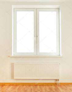 Радиатор под прозореца
