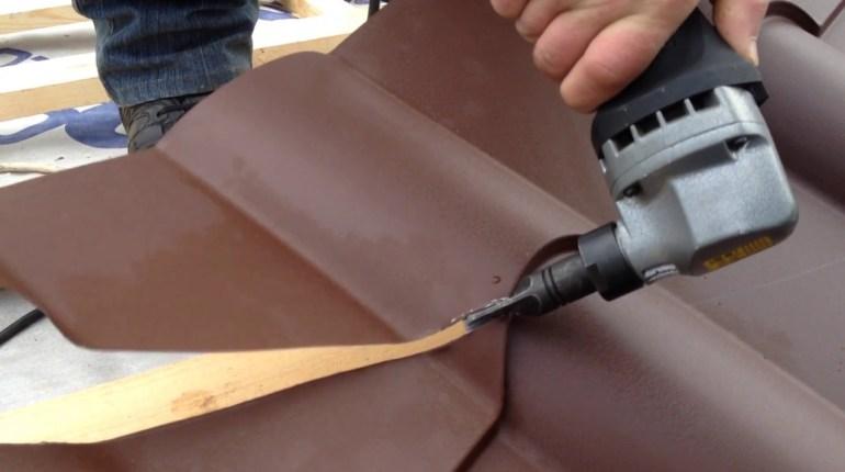 Електрически ножици за ламарина - нагери