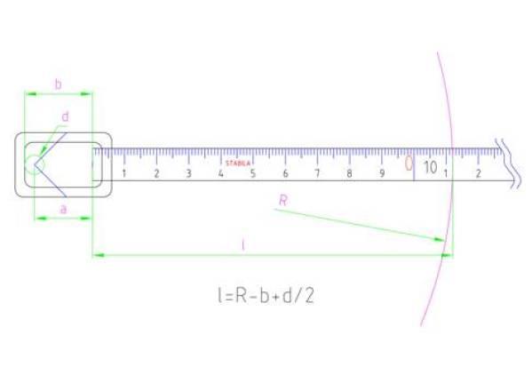 измерване с ролетка - окръжности