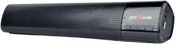 Gembird Spk-bt-bar400-01 Bluetooth Soundbar With Radio Black - Ηχεια home audio (PER.585922)