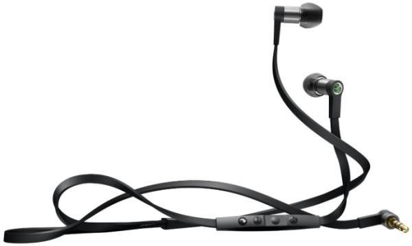 Sony Ericsson Mh1bl Livesound Hi-fi Headset Black/lime