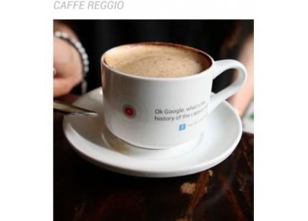 CAFE REGGIO