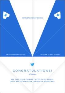 Twitter-5 Twitter Flight School : intégrez Twitter à votre stratégie marketing