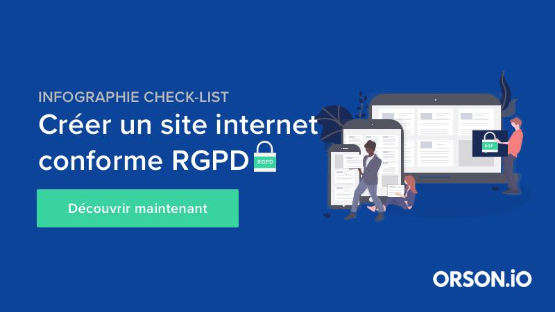 site-rgpd Check-list d'un site en conformité avec le RGPD