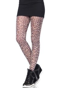 Leggings - With Leopard Pattern LG7271