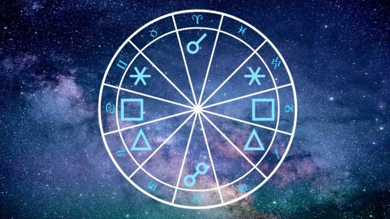 Astrologie: aspecte planetare majore