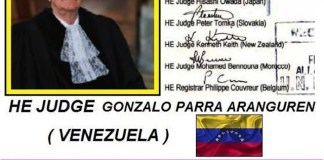 DAY 6th GONZALO PARRA ARANGUREN FROM BENEZUELA SIGNED THE 2007 INTERNATIONAL COURT OF JUSTICE JUDGE TO THE INTERNATIONAL COURT OF JUSTICE JURISDICTION ACCOUNTS WITH THE LARGE AMOUNTS IN USD USD AND 198 OF THE ECONOMIC CONDITIONS BRETTON WOODS AGREEMENT WHERE THE COUNTRY YOUR GREEK HAS HEAVY AMOUNT ... !!! global trusts