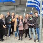 Η ελληνων συνελευσις ενημερωνει στην Θεσσαλονικη