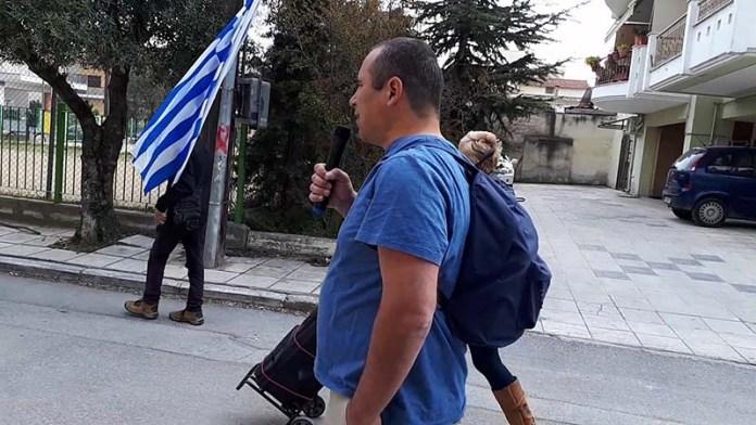 Ενημέρωση διαβατά θεσσαλονίκης 30-3-2019