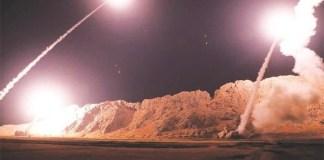 «Φλέγεται» η Μέση Ανατολή: Το Ιράν βομβάρδισε αμερικανικές βάσεις στο Ιράκ -Βροχή από 35 πυραύλους