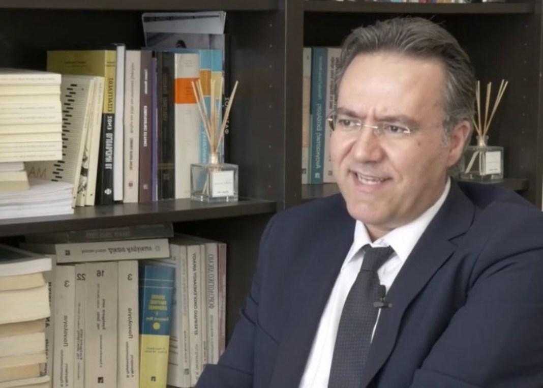 ΚΥΒΕΡΝΗΣΗ: «Αν αρρωστήσουν πολλοί κρατούμενοι, τότε θα νομοθετήσουμε μέτρα»!!! Θανάσης Καμπαγιάννης: Σοκαριστική απάντηση της κυβέρνησης για την αποσυμφόρηση των φυλακών