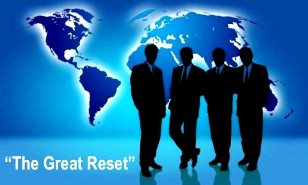 THE GREAT RESET (Η ΜΕΓΑΛΗ ΕΠΑΝΕΚΚΙΝΗΣΗ)