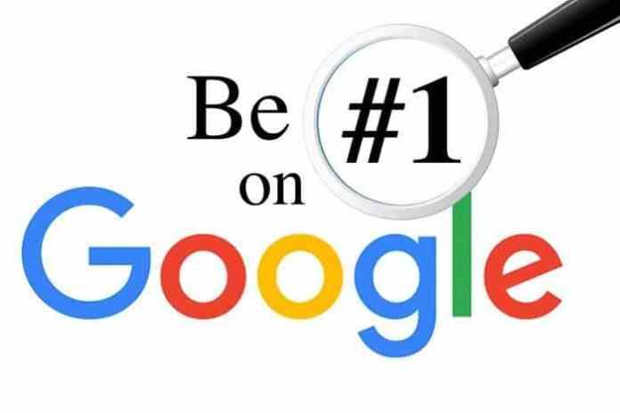 Πώς κατατάσσει η Google τις ιστοσελίδες και πως θα βγω πρώτος?