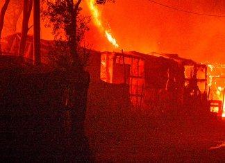 Φωτιά στη Μόρια: Έτσι έκαψαν το ΚΥΤ - Τι αναφέρεται στη δικογραφία
