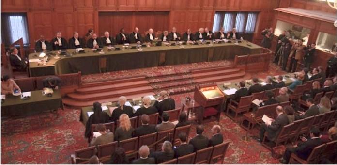Διεθνές δικαστήριο - ΔΙΕΘΝΕΣ ΔΙΚΑΙΟ