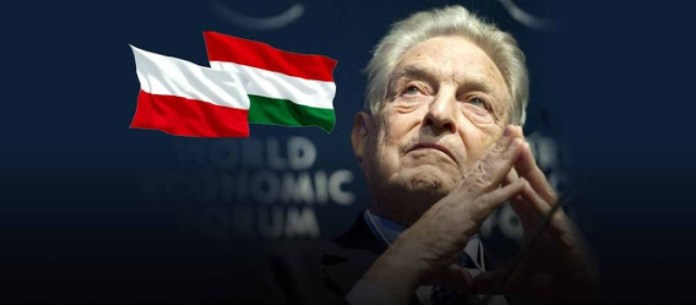Τζορτζ Σόρος προς Ουγγαρία και Πολωνία: «Ή θα δεχτείτε τους παράνομους μετανάστες ή δεν παίρνετε φράγκο»