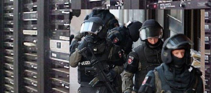 Νέα εξέλιξη: Επιδρομή των Αμερικανών στην Γερμανία – Κατασχέθηκαν servers που εμπλέκονται με τις αμερικανικές εκλογές! (ΒΙΝΤΕΟ)