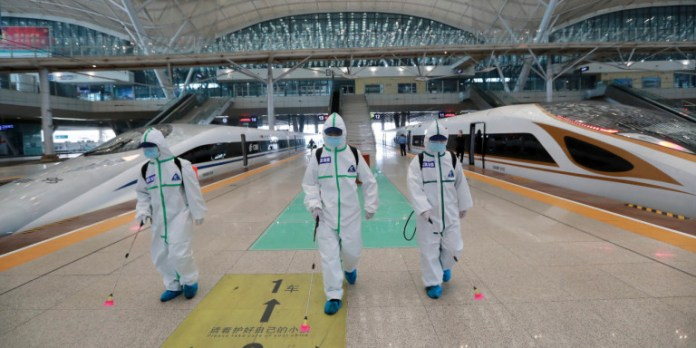 H Κίνα μπλόκαρε την άφιξη κλιμακίου του ΠΟΥ που θα ερευνούσε την προέλευση του κορωνοϊού