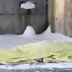 Άστεγος, πέθανε από το κρύο